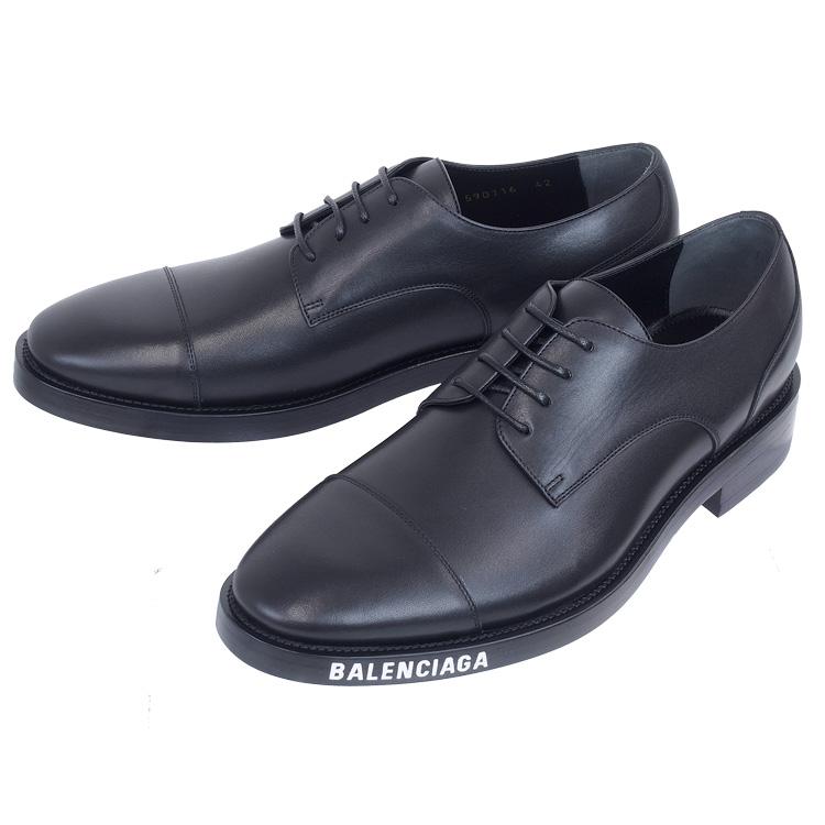 バレンシアガ BALENCIAGA シューズ ストレートチップ 靴 590716-WA6F0-1000