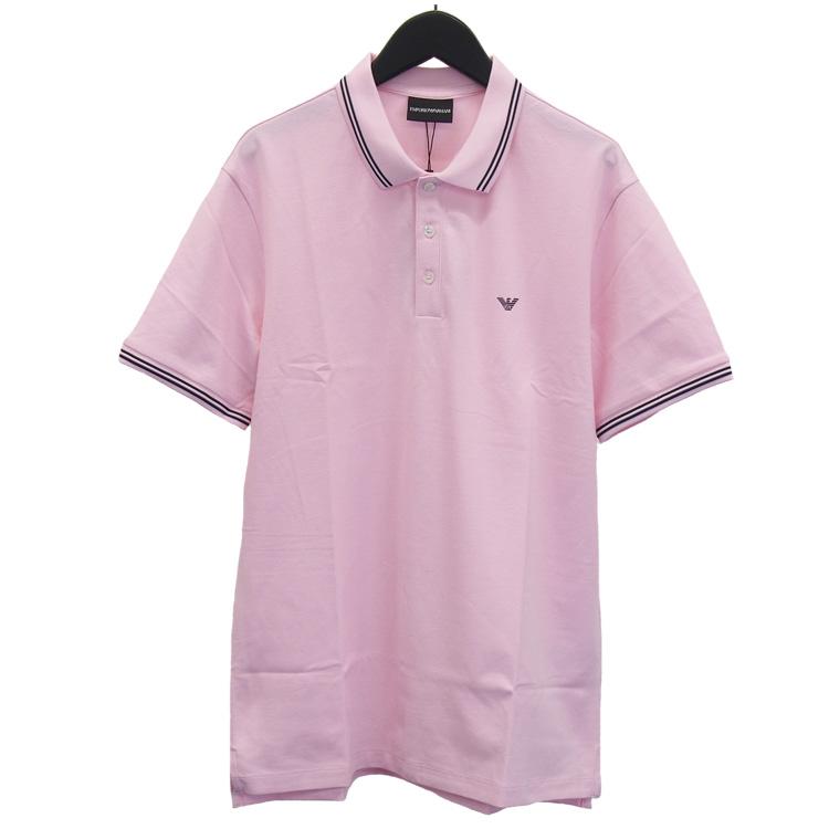 エンポリオアルマーニ EMPORIO ARMANI ポロ 半袖 ロゴ ポロシャツ 8N1F2B-1JPTZ-0392