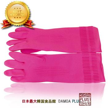 キムチ作りやお皿洗いなどにとても便利な商品 サイズ3種から選べる ゴム手袋 M XL 毎週更新 送料無料 L 韓国雑貨 3個までメール便発送可能