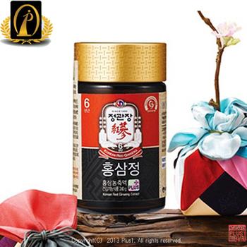■千年の価値■ 韓国人参公社(正官庄) 紅参精 濃縮エキスPLUS120g ※予約販売品※
