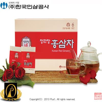 ■韓国人参公社(正官庄)紅参茶100包×2BOX■【基本送料無料】※予約販売品※