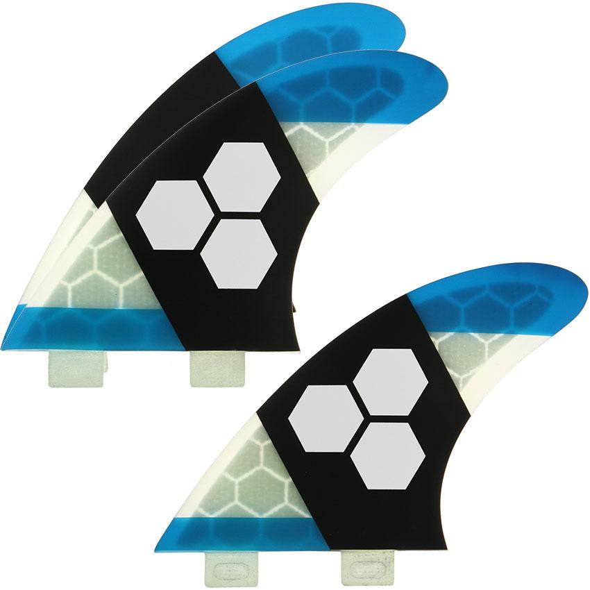 フィン【2TAB RTM-TECH1(TRI)】【Mサイズ】【Channel Islands チャンネルアイランド】【AL MERRICKアル メリック】