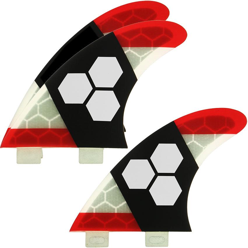 フィン【2TAB RTM-TECH1(TRI)】【Sサイズ】【Channel Islands チャンネルアイランド】【AL MERRICKアル メリック】