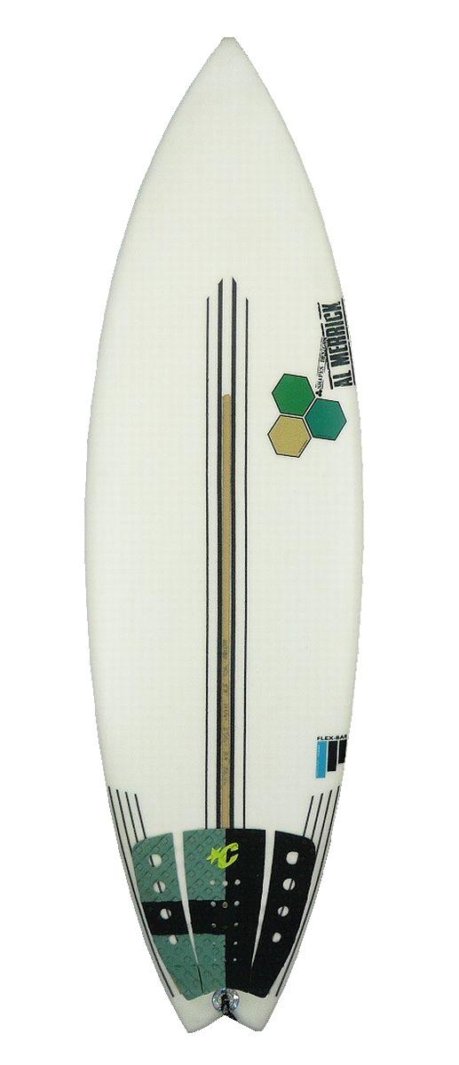 【中古】【FLEXBAR Rocket 9/フレックスバーロケットナイン 5'8】 【 Channel Islandsチャンネルアイランド】【AL MERRICKアルメリックサーフボード】【正規代理店】【送料無料】