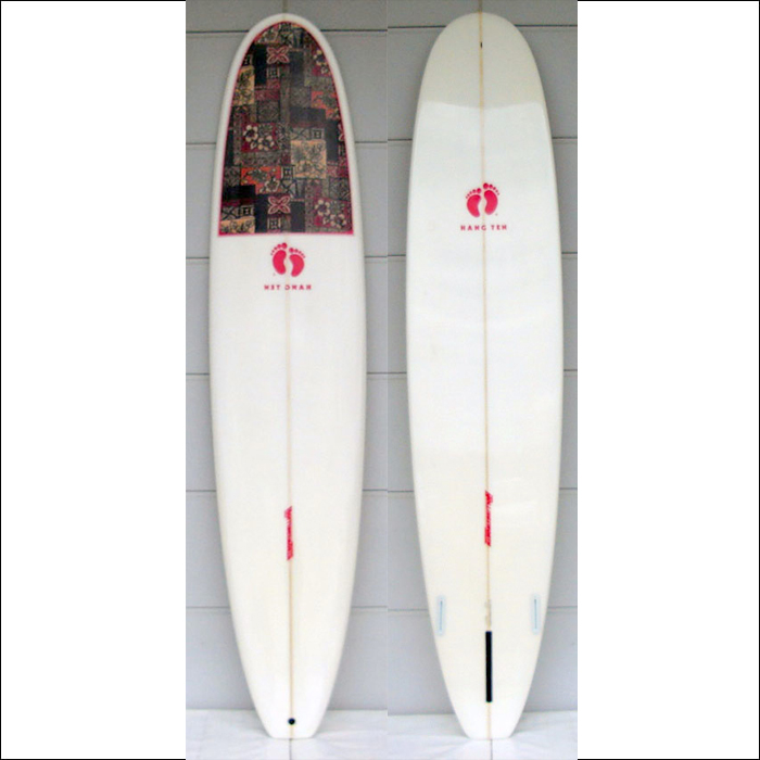 Hang Ten Limited Surfboard 9'2