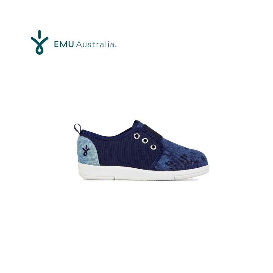 正規品 エミュー キッズシューズ 子供用スリッポン フィカス【全国送料無料!即納】EMU Australia FICUS KIDS Shoes EMUオリジナルBOX入り【あす楽対応_関東】ポイント20倍