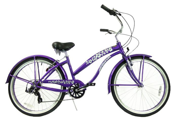最新作の SALE【代引き不可】グリーンライン ビーチクルーザー 26インチ 紫 Greenline(USA)706PL Purple Greenline(USA)706PL 7Speed 紫 Purple 自転車, サイハクグン:a796d633 --- supercanaltv.zonalivresh.dominiotemporario.com