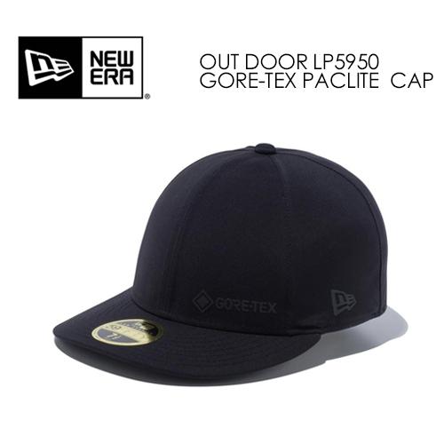 流行のアイテム NEW ERA R OUTDOORシリーズ 倉庫 あす楽 送料無料 ニューエラ OUTDOOR アウトドア 帽子 GORE-TEX OD PACLITE BLK CAP 59FIFTY 21ss キャップ LP 12674361