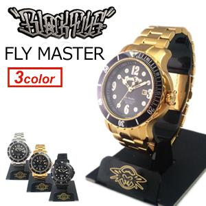 BLACK FLY,ブラックフライ,時計,ウォッチ●FLY MASTER