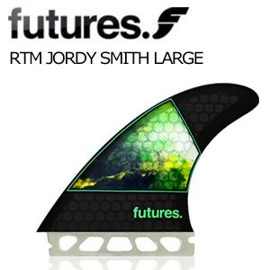 〔あす楽対応〕【送料無料】FUTUREFINS,フューチャーフィン,JORDY SMITH,ジョーディ,スミス●JORDY SMITH SIGNATURE FIN LARGE