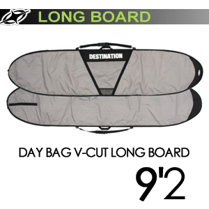 DESTINATION,ディスティネーション,サーフィン,サーフボードケース●DAY BAG V-CUT LONG BOARD 9'2''