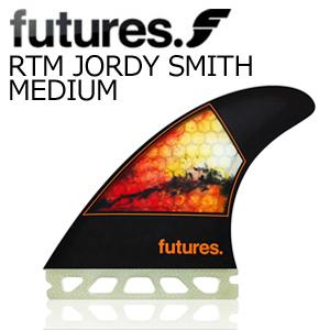 〔あす楽対応〕【送料無料】FUTUREFINS,フューチャーフィン,JORDY SMITH,ジョーディ,スミス●JORDY SMITH SIGNATURE FIN Medium