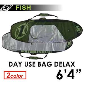 DESTINATION,ディスティネーション,サーフボードケース●DAY USE BAG DELAX FISH 6'4''