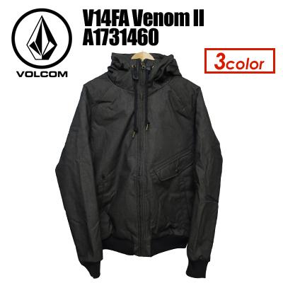 あす楽 送料無料 Volcom ボルコム アウター ジャケット EURO EDITION 14fa,sale●V14FA Venom II A1731460