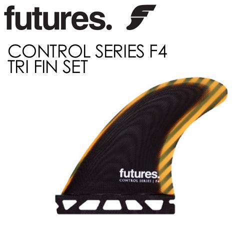 〔あす楽対応〕【送料無料】FUTUREFINS,フューチャーフィン,コントロール,UNI-CARBON,sale●CONTROL SERIES F4 TRI FIN SET