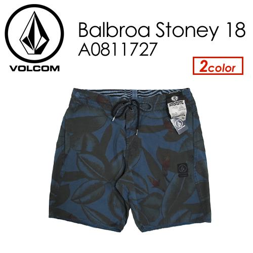 〔あす楽対応〕Volcom,ボルコム,ボードショーツ,サーフトランクス,水着,17sp●Balbroa Stoney 18 A0811727