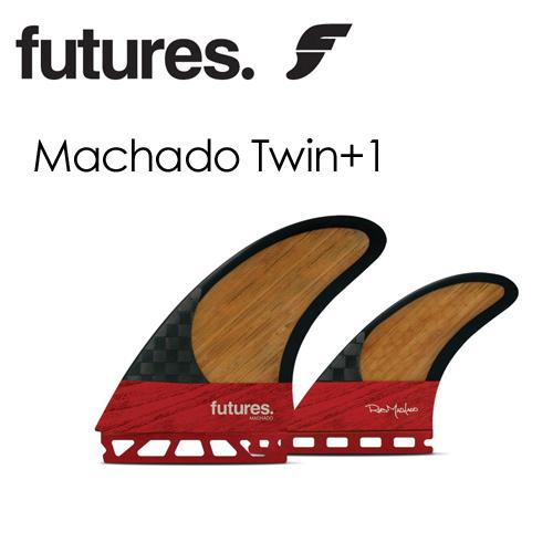 〔あす楽対応〕【送料無料】FUTUREFINS,フューチャーフィン,ツイン,スタビ,ロブ・マチャド●ROB MACHADO 2+1