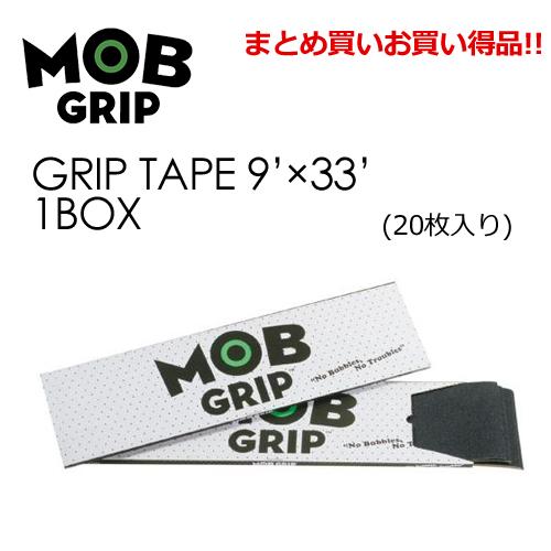 上品な MOBGRIP,モブグリップ,スケートボード,スケボー,デッキテープ,グリップテープ 20枚入り●GRIP TAPE 20PCE/1BOX 9'×33' 20PCE/1BOX TAPE 20枚入り, DTC:9b8e894e --- retedifamiglie.it