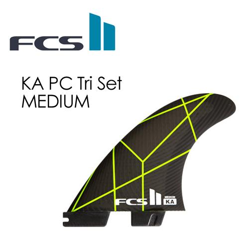 【送料無料】FCS2,エフシーエス,トライフィン,KOLOHE ANDINO,コロヘアンディーノ●FCSII KA PC Tri Set MEDIUM