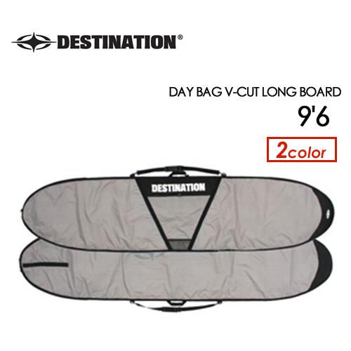 DESTINATION,ディスティネーション,サーフィン,サーフボードケース●DAY BAG V-CUT LONG BOARD 9'6''