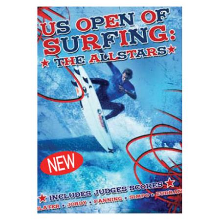 カリフォルニア、ハンティントンビーチの真夏の祭典! サーフィンDVD ショート メール便対応可●THE US OPEN OF SURFING