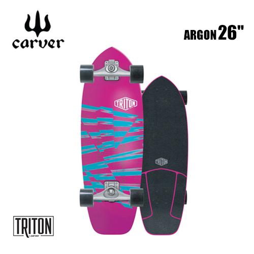 【送料無料】carver,カーヴァー,スケートボード,コンプリート●26