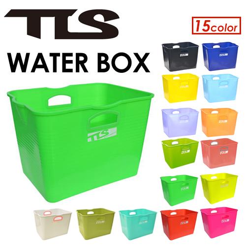 使い方色々 トランクにフィットするTOOLS WATER BOX 着替え TOOLS ウォーターボックス 送料無料 トゥールス 便利 バケツ 永遠の定番