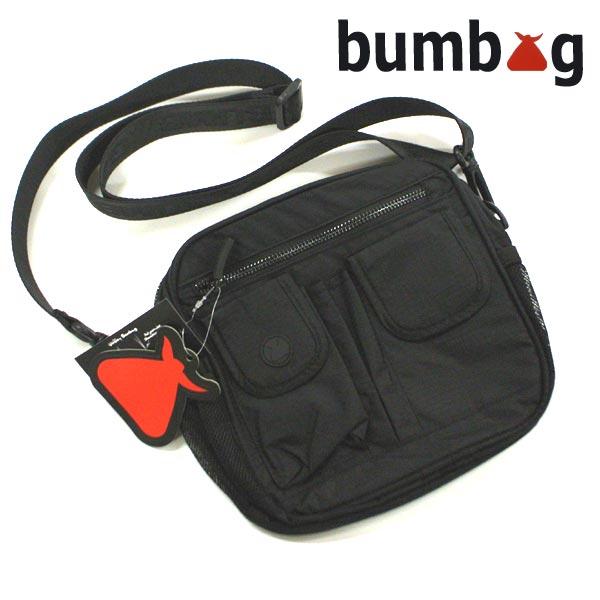 BUMBAG バムバッグ STAPLE UTILITY SHOULDER BAG UB009 POUCH ポーチ 鞄 返品 入荷 大特価 ミニバッグ 通常便なら送料無料 ショルダーバッグ かばん 交換及びキャンセル不可