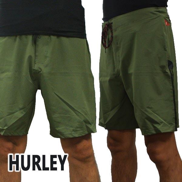 HURLEY/ハーレー PHANTOM JJF 5.0 18 BOARDSHORTS LEGION GREEN 男性用 サーフパンツ ボードショーツ サーフトランクス 海水パンツ 水着 海パン JOHNJOHN FLORENCE