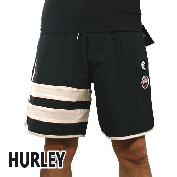 HURLEY/ハーレー PHANTOM CHRHARTT BUILT 18 BOARDSHORTS BLACK 010 男性用 メンズ サーフパンツ ボードショーツ サーフトランクス 海水パンツ 水着 海パン