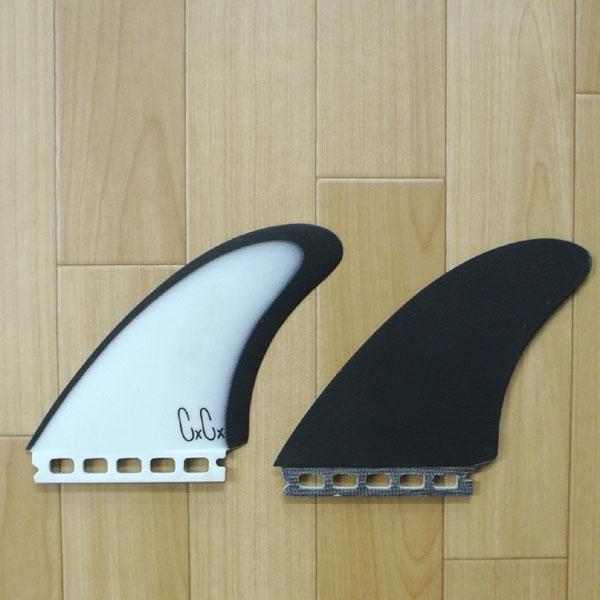 CAPTAIN FIN/キャプテンフィン CHRIS CHRISTENSON/クリスクリステンソン TWIN ESPECIAL FIN FUTURES/フューチャーズ ツインフィン 2本セット サーフボード用フィン