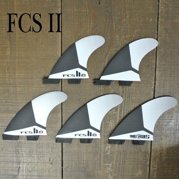 FCS2 FIN/エフシーエス2 JS/ジェイソンスティーブンソン PC LARGE PERFORMANCE CORE TRI-QUAD パフォーマンスコア トライクワッドフィン5本セット サーフボード用フィン 送料無料