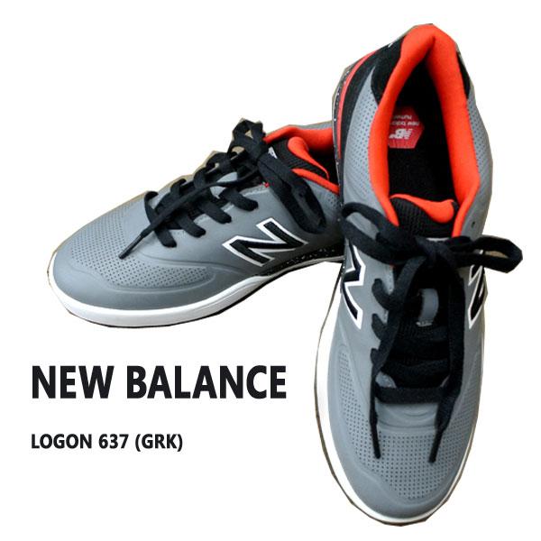 値下げしました!NEW BALANCE/ニューバランス LOGAN637 GRK 靴 スケートボードシューズ スニーカー