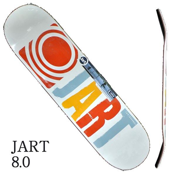 JART ジャート CLASSIC 8.0x31.85 LC 日本産 DECK SK8 スケートボード 入荷 予約販売 交換及びキャンセル不可 返品 スケボーデッキ