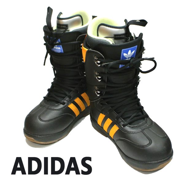 ADIDAS/アディダス SNOW BOARD BOOTS/スノーボードブーツ SAMBA ADV D97893 BLACK 19-20モデル スノーボード/SNOW BOARDS スノボ 送料無料 [返品、交換及びキャンセル不可]