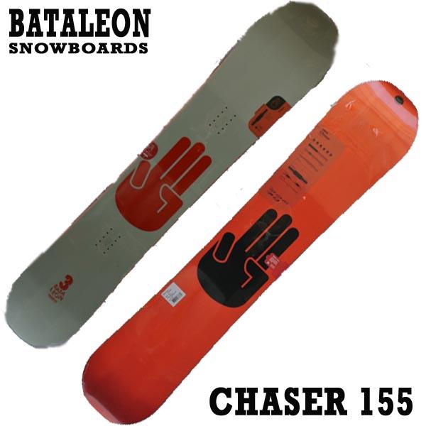 BATALEON/バタレオン CHASER 155 BATALEON SNOWBOARDS スノーボード CHASER 155 板 BATALEON 18-19モデル スノボ, ワンバオ:7183daf4 --- sunward.msk.ru