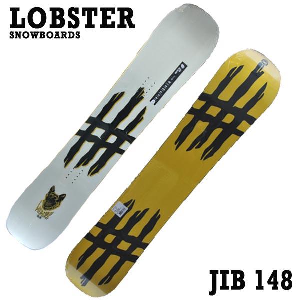 LOBSTER/ロブスター JIBBOARD 148 LOBSTER SNOWBOARDS スノーボード 板 18-19モデル スノボ ジブボード