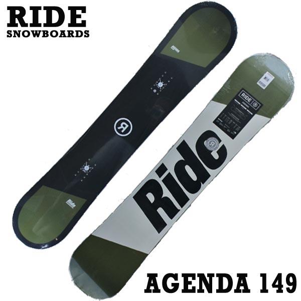 値下げしました AGENDA!RIDE スノボ/ライド AGENDA スノーボード BOARD 149 RIDE SNOWBOARDS スノーボード 板 18-19モデル スノボ グラトリ, マルカ名波商店:57c8f727 --- sunward.msk.ru