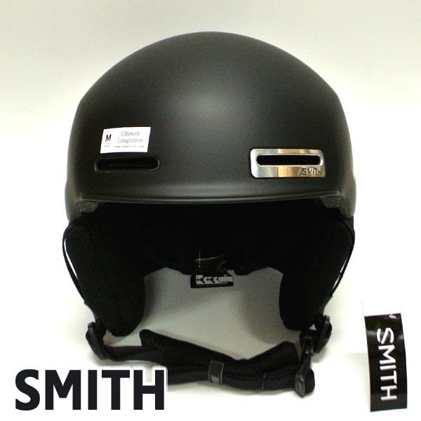 値下げしました!SMITH/スミス MAZE SNOW HELMETS ヘルメット MATTE BLACK SNOWBOARDS スノボ用 大人用 雪山 19-20モデル  [返品、交換及びキャンセル不可]