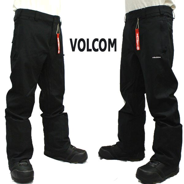 値下げしました!VOLCOM/ボルコム FREAKIN SNOW PANTS BLK メンズ 男性用 スノボ用パンツ スノボウェア スノーウェア 耐水 防寒 機能性 15000MM スノーボード SNOWBOARDS 19-20 [返品、交換及びキャンセル不可]