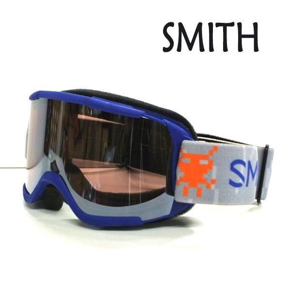 SMITH スミス 公式ショップ SNOW GOGGLE DAREDEVIL JUNIOR Blue Creatures Ignitor Mirror 交換及びキャンセル不可 子供用 入荷 スキー スノボ ゴーグル SNOWBOARDS 返品 定価の67%OFF スノーボード