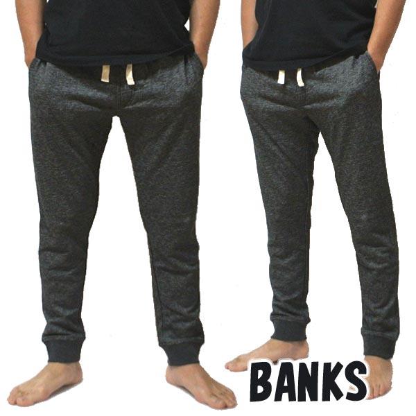 BANKS バンクス PRIMARY TRACKSUIT PANT メンズ スウェットパンツ DIRTY トラックパンツ入荷 セール特価 送料無料 DENIM トラックパンツ ボトムス 交換及びキャンセル不可 返品 ロングパンツ