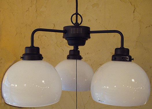 後藤照明 鉄鉢3灯用CP型ペンダントライト