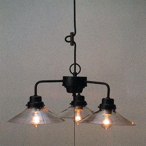後藤照明 透明P13灯用ロマンペンダントライト