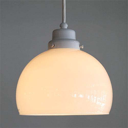 後藤照明Blancoシリーズ番外 鉄鉢白ペンダント