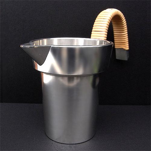 錫の酒器錫のタンポ  1合2勺炭谷三郎商店