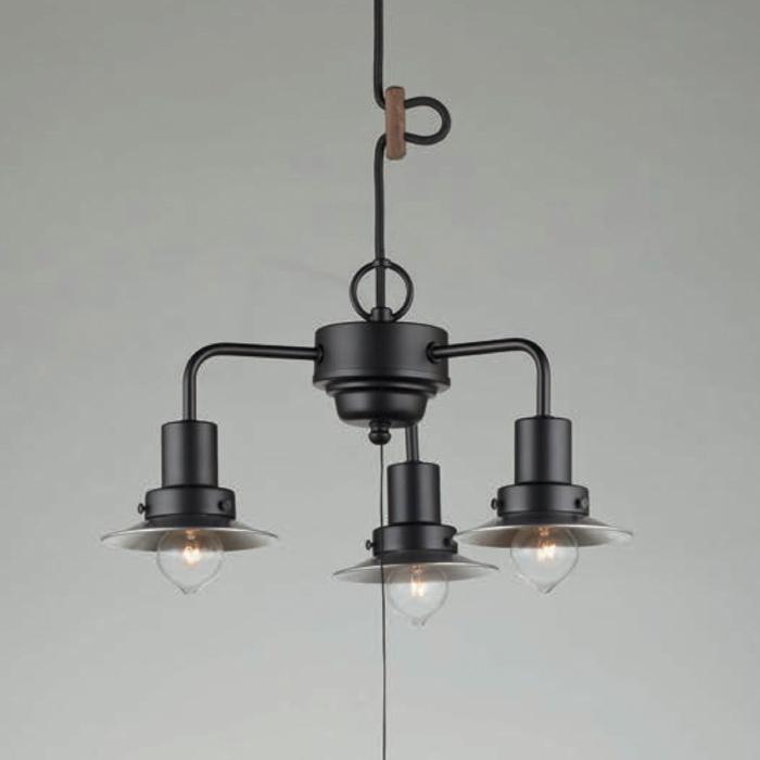 後藤照明Monte LuceシリーズアルミP1Sロマン3灯用CP型モンブラン3灯