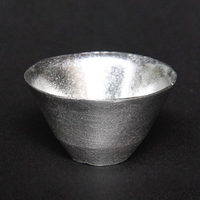 人気ブランド 日本製 錫100% 能作錫の盃 卓抜 喜器2