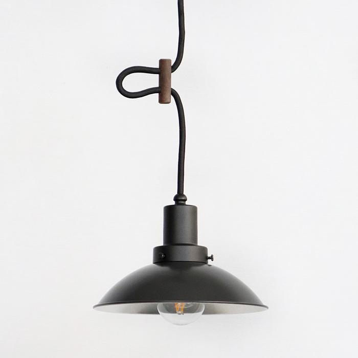 後藤照明バイスロウGLF x surouアルミ拡散Sセードペンダント墨黒 0274bk LEDクリアガラス電球付属