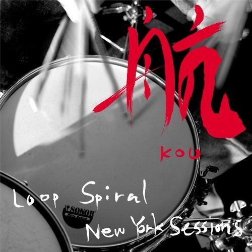 CD/Loop Spiral New York Sessions (CD+CD-ROM)/航/APWA-3